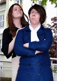 Cosplay-Cover: Roderich Edelstein