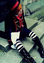 Cosplay-Cover: Drocell Cainz [Doll]