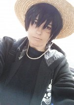 Cosplay-Cover: Luffy - Zs Ambitionen Arc