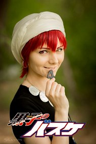 Cosplay-Cover: Akashi Seijûrô [casual arabic]