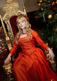 Cosplay-Cover: Catherine Howard (The Tudors)