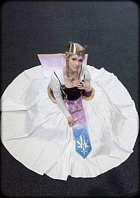 Cosplay-Cover: Königin Zelda