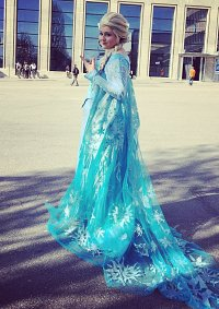 Cosplay-Cover: Ice Queen Elsa