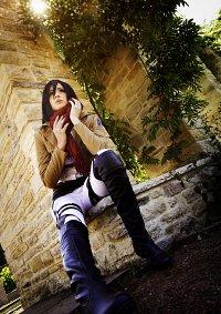 Cosplay-Cover: Mikasa Ackerman