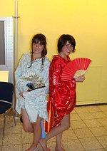 Cosplay-Cover: Izumi Sawatari und Anna Kurauchi