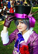 Cosplay-Cover: Ciel Phantomhive [GAME vers.]