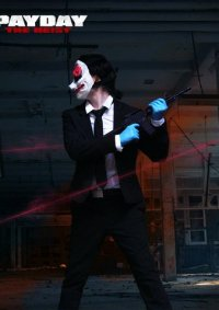 Cosplay-Cover: Hoxton