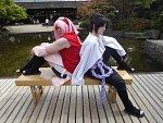 Cosplay-Cover: Uchiha Sasuke Shippuden 1