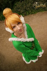 Cosplay-Cover: Tinkerbell 【 ティンカー・ベル 】 • 「 Secret of the Wings 」