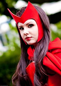 Cosplay-Cover: Scarlet Witch [Wanda Maximoff]