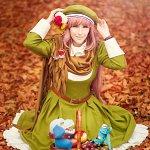 Cosplay: Kobato Hanato - Herbstkleid