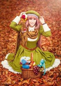 Cosplay-Cover: Kobato Hanato - Herbstkleid