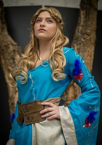 Cosplay-Cover: Cersei Lannister~blue birds dress