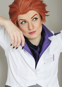 Cosplay-Cover: Moira [ Labcoat ]