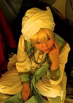 Cosplay-Cover: Ion Fortuna - Count of Memphis [Messenger-/Arabian