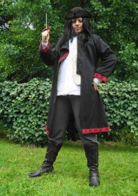 Cosplay-Cover: Captain James Hook