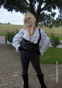 Cosplay-Cover: Jareth the Goblin King【Labyrinth】