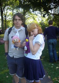 Cosplay-Cover: Mikan