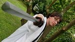 Cosplay-Cover: Sōsuke Aizen, Captain der 5. Division