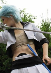 Cosplay-Cover: Grimmjow Jaegerjaques