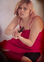 Cosplay-Cover: Alice [Red Dress]