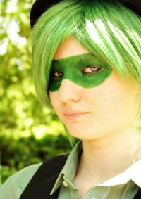 Cosplay-Cover: Shifty [Human]