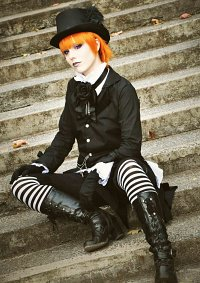 Cosplay-Cover: Drocell (Visual Kei-Version)