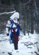 Cosplay-Cover: Connor Kenway [Ratohnhaké:ton]