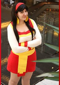 Cosplay-Cover: Malina - (The Emperor's New School)