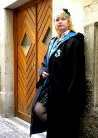 Cosplay-Cover: Slytherin Schülerin