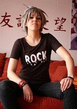 Cosplay-Cover: Ranmaru Kurosaki ~Rock~