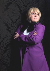 Cosplay-Cover: Alois Trancy