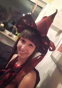 Cosplay-Cover: Wadanohara [大海原] Red Witch (Wadanohara and the Gre