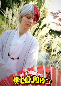 Cosplay-Cover: Todoroki Shouto [Yukata]