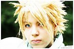 Cosplay-Cover: Cloud infanterist