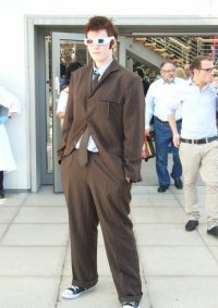 Cosplay-Cover: The Doctor (10th)