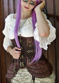 Cosplay-Cover: ~Steampunk Adventuress~