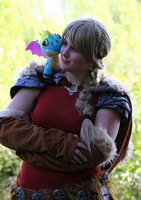 Cosplay-Cover: Astrid Hofferson