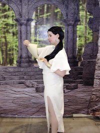 Cosplay-Cover: Clio ~ Muse of History