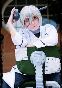 Cosplay-Cover: Dr.Stein