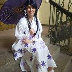 Cosplay: Hinata Hyuuga Kimono