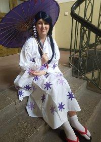 Cosplay-Cover: Hinata Hyuuga Kimono
