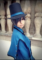 Cosplay-Cover: Ciel Phantomhive (Ausgehversion)
