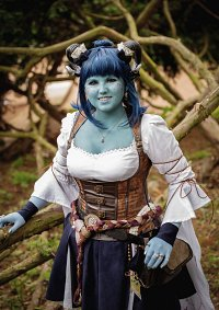 Cosplay-Cover: Jester Lavore