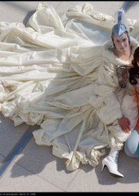 Cosplay-Cover: Prinzessin Fantaghiro