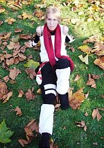 Cosplay-Cover: Anbu Naruto