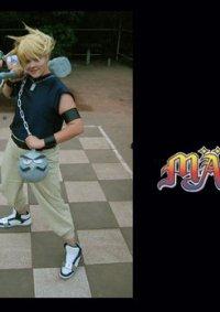 Cosplay-Cover: Ginta Toramizu