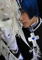 Cosplay-Cover: Ciel Phantomhive シエル [Uniform for Queen]