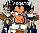 Cosplay-Cover: Vegeta