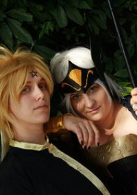 Cosplay-Cover: Hypnos - Lost Canvas